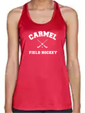 Field Hockey Womens Performance Racerback Tank