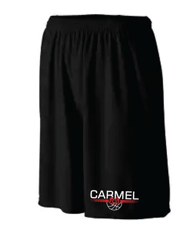 Girls Basketball Longer Length Shorts