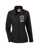 Girls Soccer Soft Shell Jacket