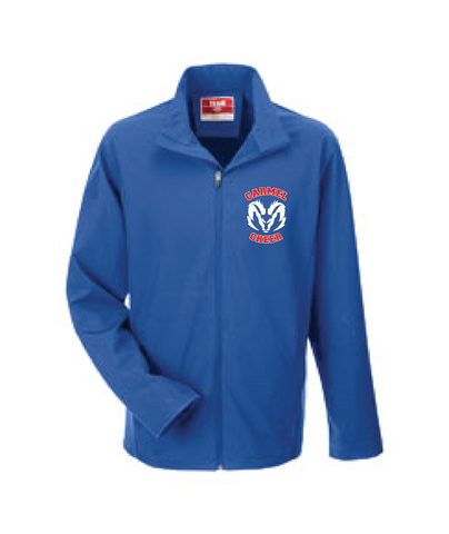 Carmel Cheer Mens' Soft Shell Jacket