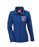 Boys Soccer Womens Soft Shell Jacket