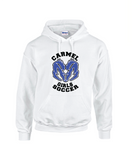 Girls Soccer Sublimation Hoodie
