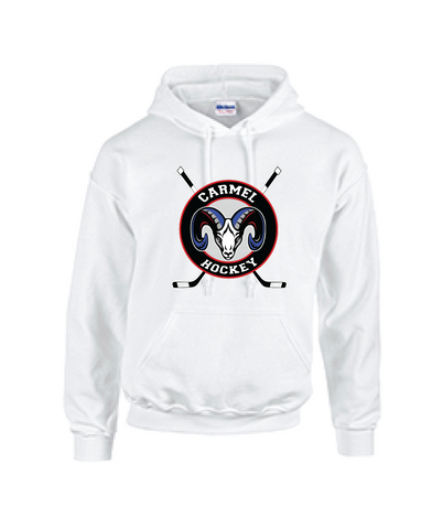 Ice Hockey Sublimation Hoodie (white only)