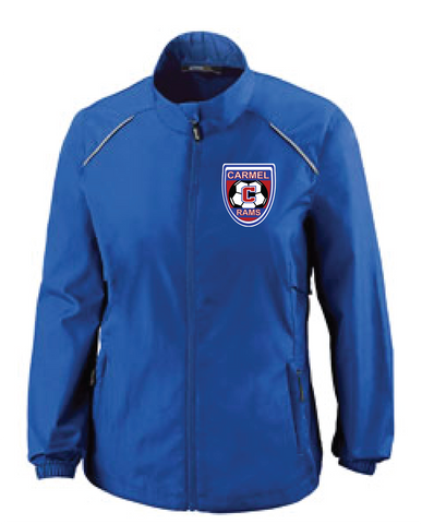 Boys Soccer Womens Windbreaker