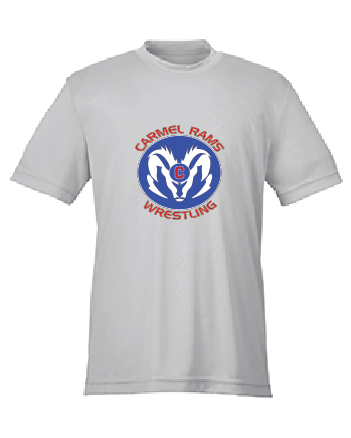 Carmel Wrestling Youth Dri Fit Tee