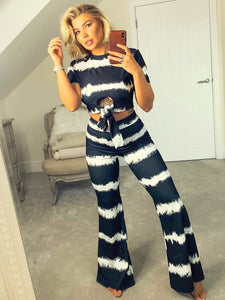 Ensemble Pantalon et Top Tie & Dye