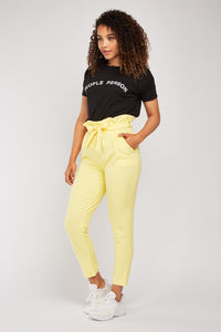 Pantalon Skinny Yellow