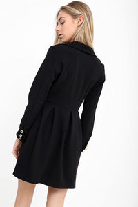 Robe Blazer Black