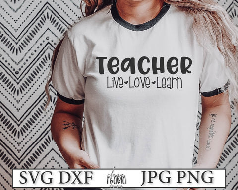 FREE Teacher SVG File
