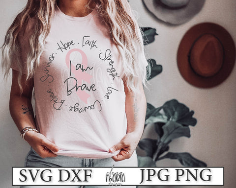 FREE SVG Breast Cancer SVG File