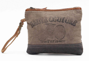 """Haute Couture"" Small Essentials Bag"