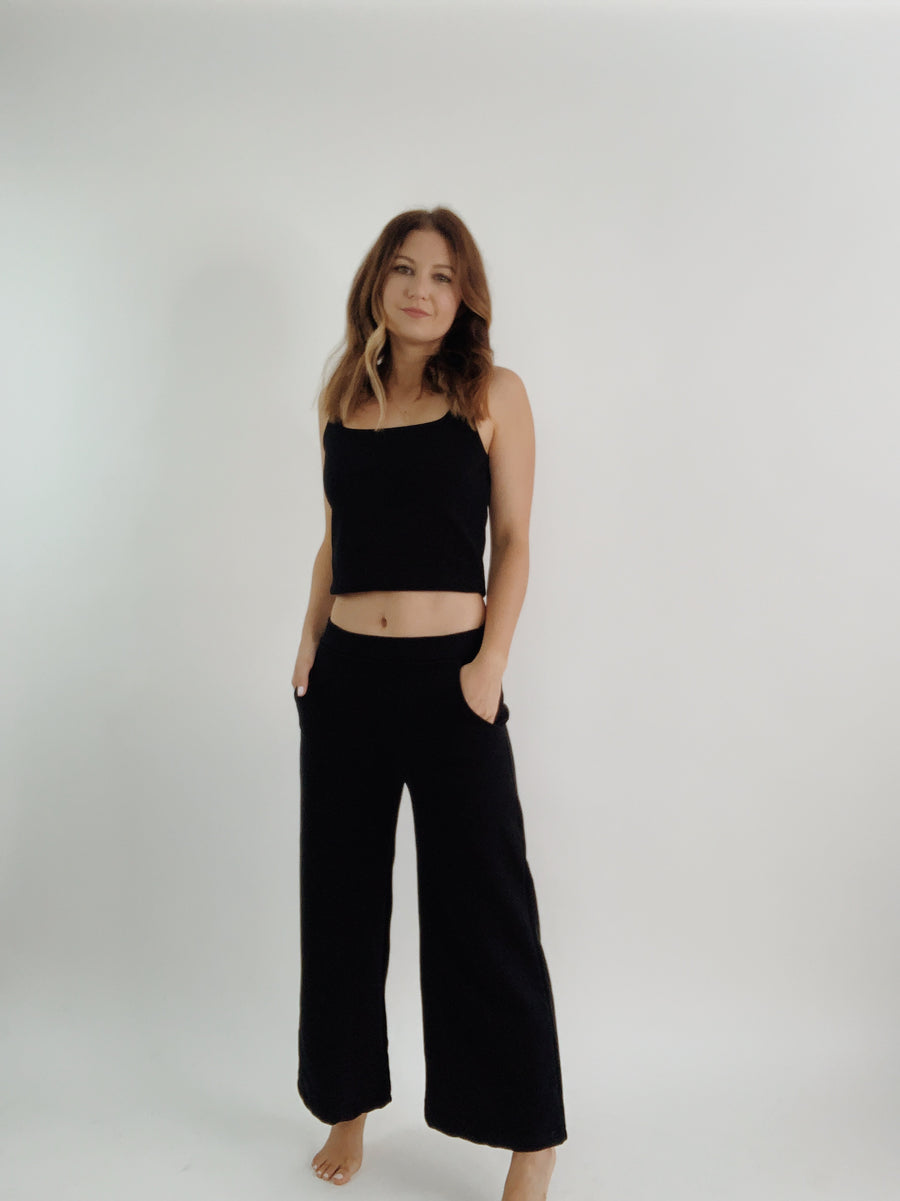 Tonlé Jorani Pants in Black