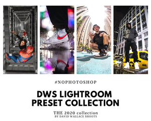 DWS LIGHTROOM PRESET PACK X2