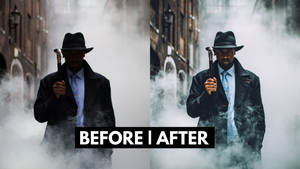 NEW DWS LIGHTROOM PRESET PACK!