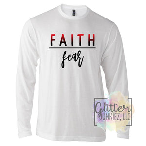 Faith Over Fever - SVG