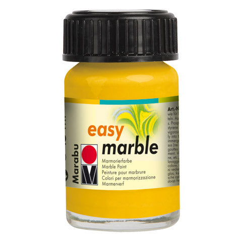 Marabu Easy Marble - Medium Yellow