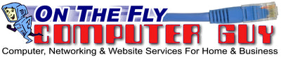 On The Fly Computer Guy provides onsite and remote computer and technology repairs and service, including computer repair, networking, smartphone repair, data recovery, data backup, domain name registration, web hosting, email hosting, and VOIP.