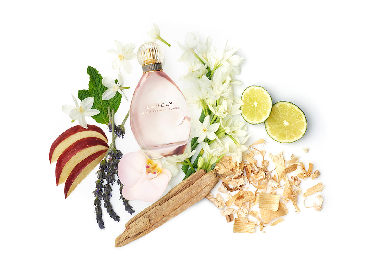 Lovely Eau de Parfum Spray notes