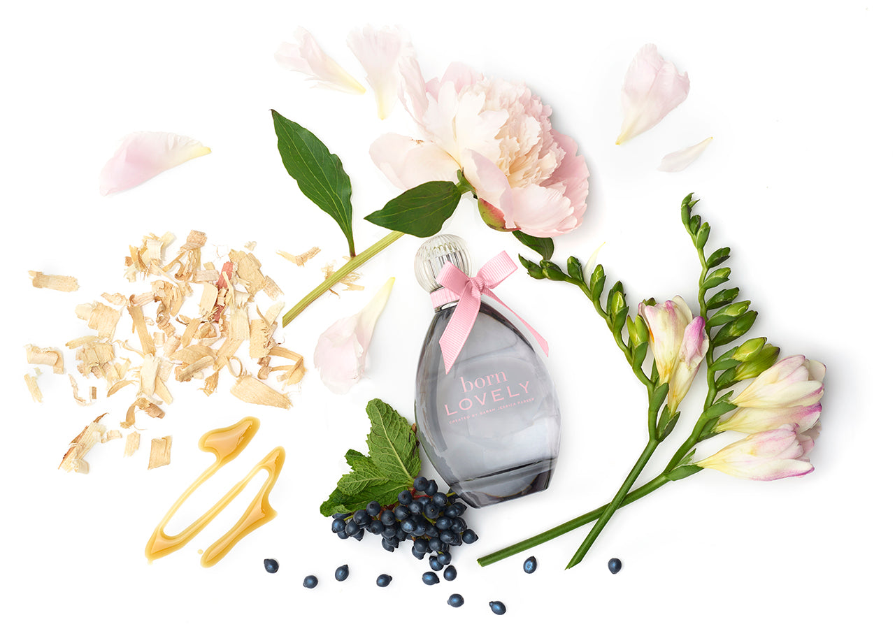 Born Lovely Eau de Parfum notes