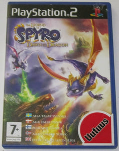 The Legend of Spyro: Dawn of the Dragon - SarjisHemmon SarjaKuvaKauppa
