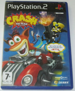 Crash Tag Team racing - SarjisHemmon SarjaKuvaKauppa
