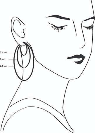 Mouzannar Earrings Fit guide