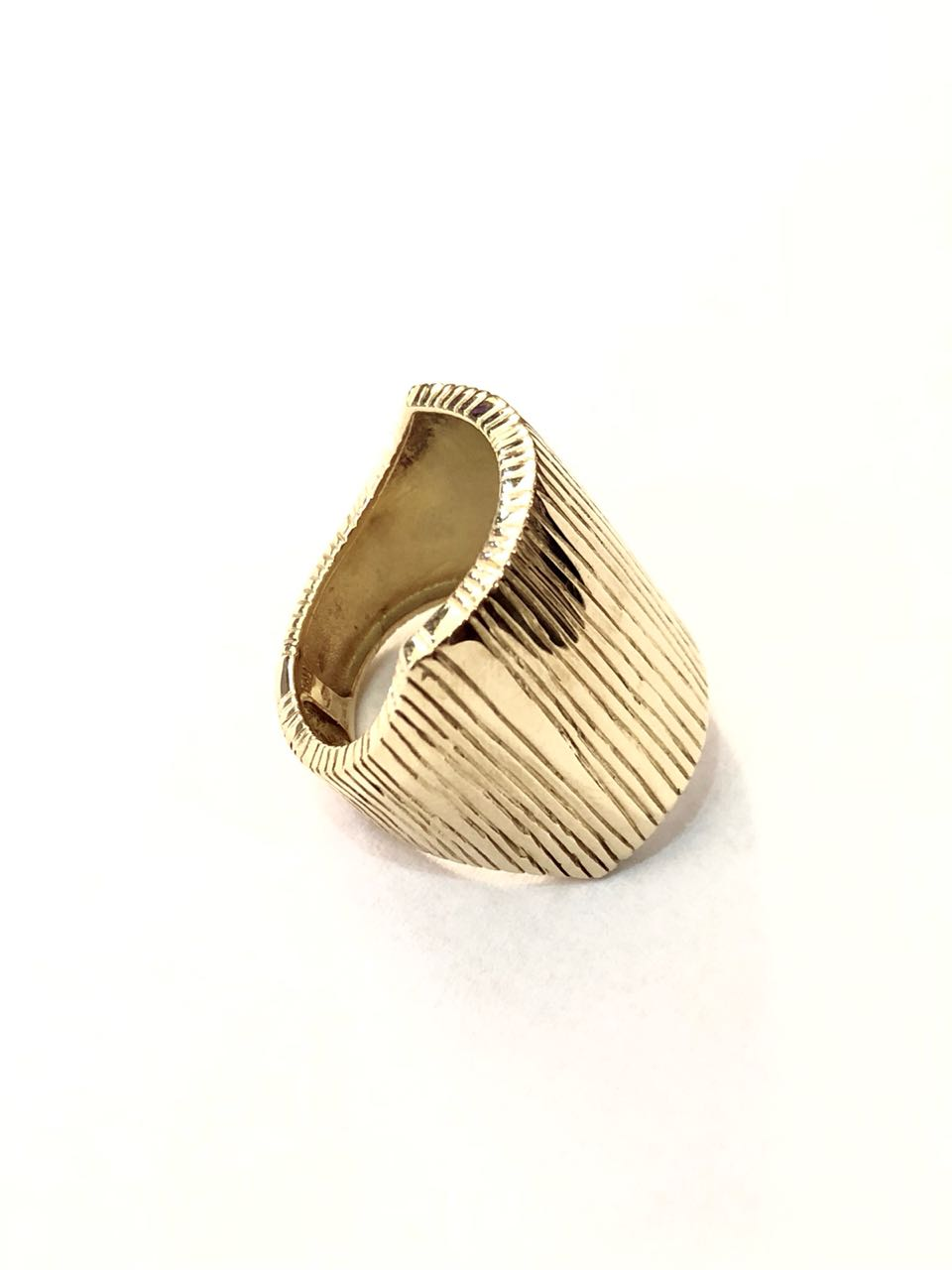 Contemporary Summer Dune Ring