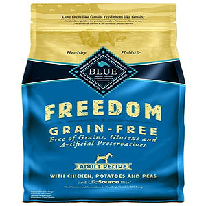Blue Buffalo Dog Freedom Grain-Free Chicken 11 Lbs