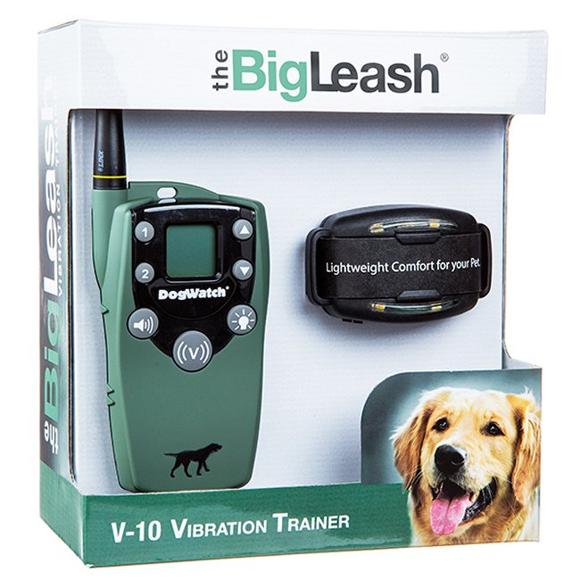 BigLeash V-10 Vibration Remote Trainer - PetCareShops