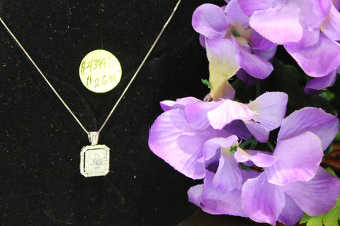 Charles Bailey Diamond Fashion Pendant