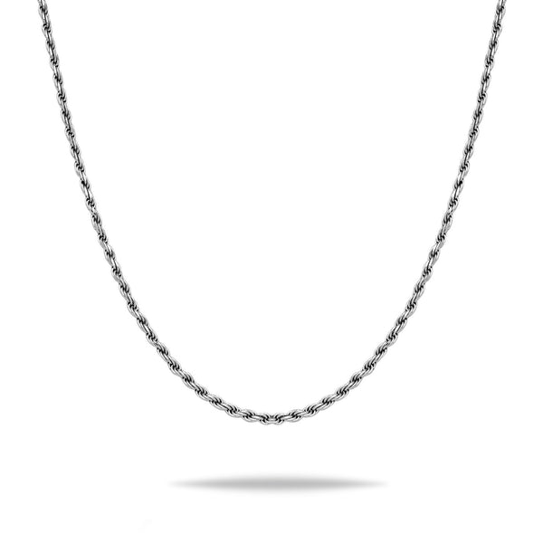 Rope Chain (Silver)