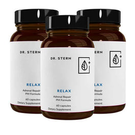 ADRENAL REPAIR PM FORMULA (3 bottle bundle)