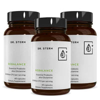 REBALANCE PROBIOTIC FORMULA (3 BOTTLE BUNDLE )
