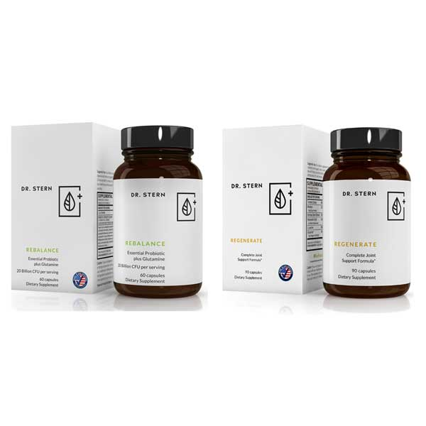 REBALANCE + REGENERATE -  COMPLETE DIGESTION AND JOINT SUPPORT SYSTEM
