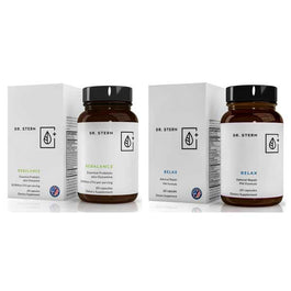 RELAX + REBALANCE -  COMPLETE ADRENAL AND DIGESTION SUPPORT SYSTEM