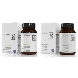 RESILIENT + REBALANCE -  COMPLETE DIGESTION AND IMMUNE SUPPORT SYSTEM
