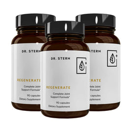 REGENERATE - JOINT SUPPORT FORMULA (BUNDLE 3 BOTTLES)