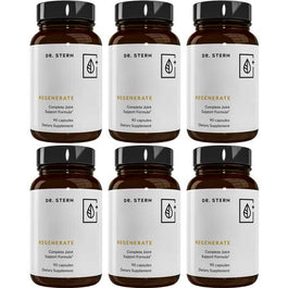 REGENERATE - JOINT SUPPORT FORMULA (BUNDLE 6 BOTTLES)