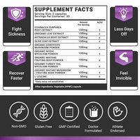 RESILIENT – IMMUNE SUPPORT FORMULA
