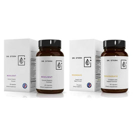 RESILIENT + REGENERATE -  COMPLETE IMMUNE AND JOINT SUPPORT SYSTEM