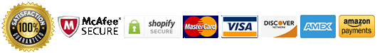 Trust secure payment badge