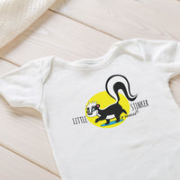 Little Stinker Baby Bodysuit