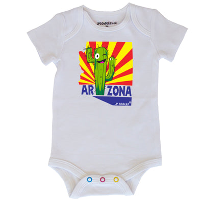 Arizona Flag Bodysuit