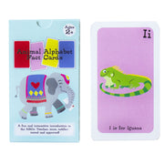 Animal Alphabet Fact Cards