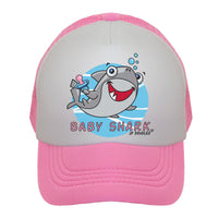 Baby Shark Baby Trucker Hat