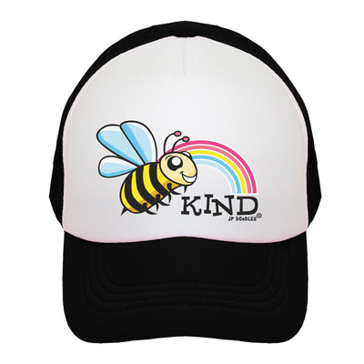 d1b3642e525 Bee Kind Kids Trucker Hat
