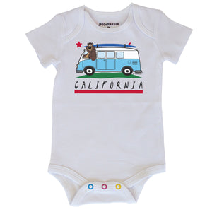 California Bus Bodysuit