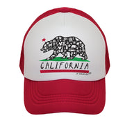 California State Trucker Hat