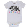 California Rainbow Baby Bodysuit
