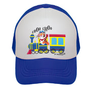 Train Kids Trucker Hat